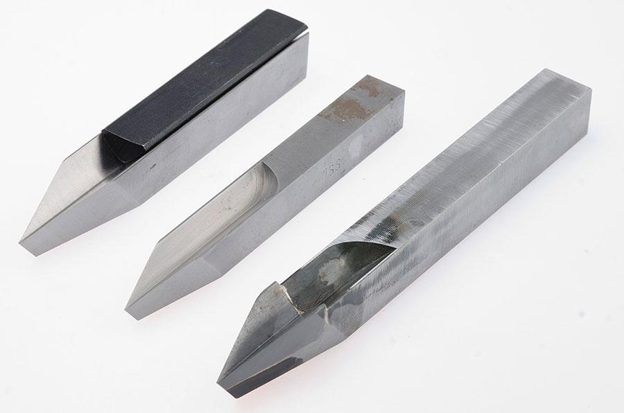 Couteaux pointus - Lussault