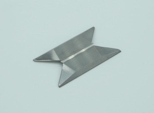 Couteau ebavureur PVC LUSSAULT