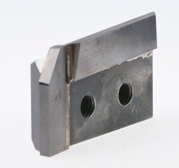 Couteau Ecorceur Carbure - Lussault