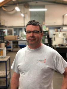 Christophe - Chef d'atelier