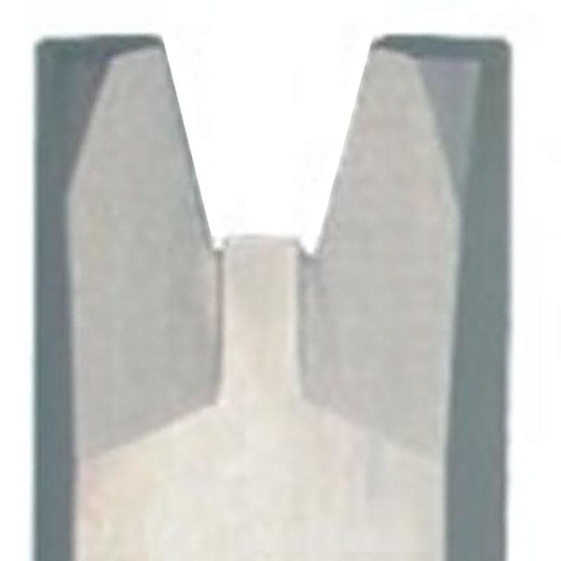 Couteau ébavureur PVC
