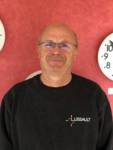 Gérard - Directeur Lussault